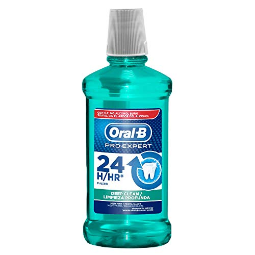 Oral-B Pro-Expert Limpieza Profunda Enjuague Bucal - 500 ml