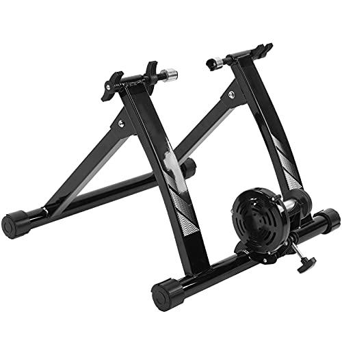 Cloudbox Soporte de Entrenador de Bicicleta Soporte de Entrenador de Bicicleta de Interior magnético inalámbrico Reducción de Ruido Accesorio de Ejercicio de Bicicleta