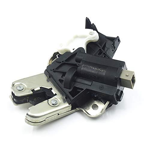DEFTSHEEP 1pc 4F5 827 505 D/C/B 4E0 827 505 Bloqueo de bloqueo de la tapa del tronco trasero para EOS JETTA MK 4 Passat Audi A4 S4 A5 S5 A6 A8 SEAT EXEO