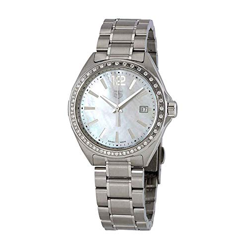 TAG Heuer Formula-1 Reloj de Mujer Diamante Cuarzo 35mm de Acero WBJ131A.BA0666