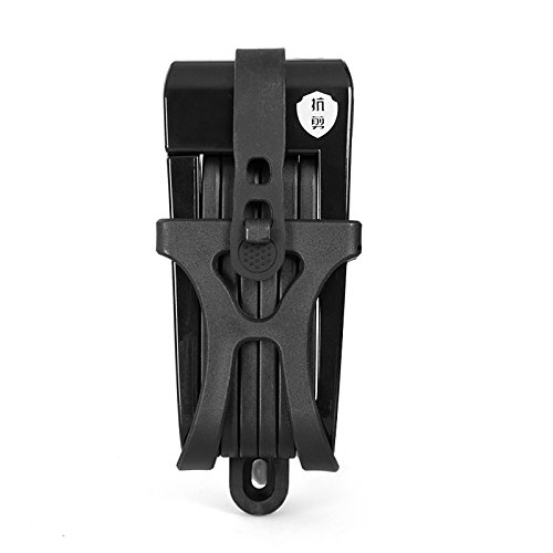 INBIKE anti-shear de 12Ton Hidráulico cortador bicicleta bloqueo antirrobo de bloqueo de la motocicleta candado bicicleta eléctrica portátil Mini plegable Lock