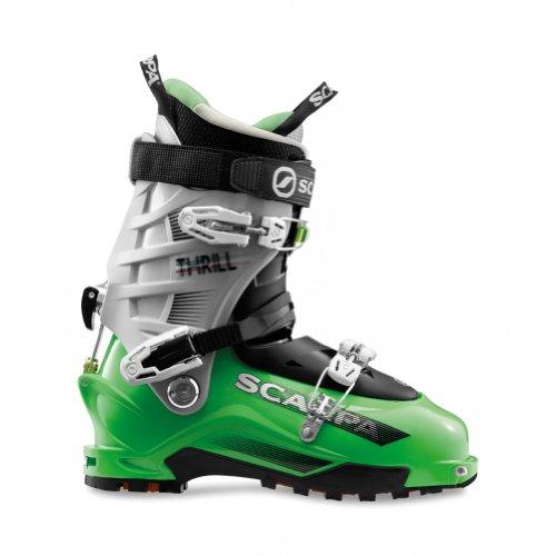 Scarpa botas de esquí para hombre, color  - verde, tamaño 27 1/2