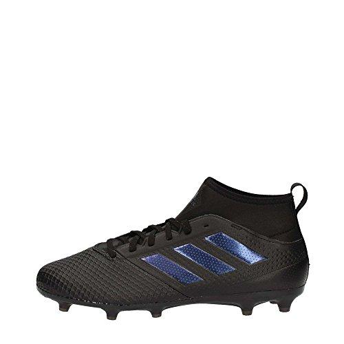 adidas Men's Ace 17.3 Firm Ground Football Boots Fitness Shoes, Multicolour (Multicolour Black), 7 (40 2/3 EU)
