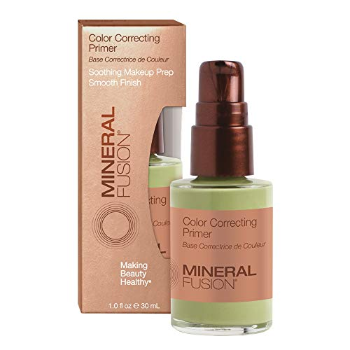 Mineral Fusion Color Correcting Primer By Mineral Fusion for Women, 1 Ounce (Packaging May Vary)