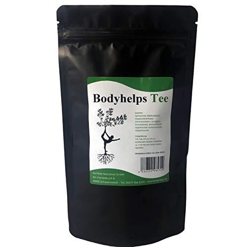 Bodyhelps Tee mit Kreuzkümmel Kurkuma Ingwer und Hagebutte