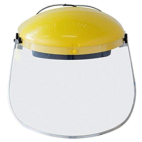 Ironside 341031 Kopfschutzschild in gelb