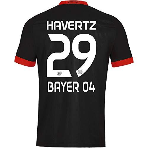 JAKO Bayer Leverkusen Havertz 29 Home Trikot 2020-2021 - M