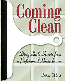 Coming Clean: Dirty Little Secrets from a Professional Housecleaner