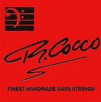 R.Cocco(リチャードココ) ベース弦 RC4F S (ステンレス .045-.100)