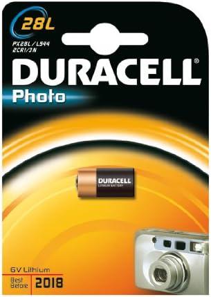 Duracell 28l Lithium Hochleistungsbatterie 1 Stück Elektronik
