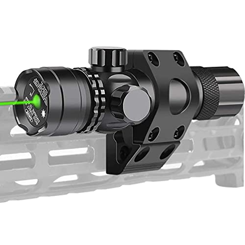 Higoo Tactical Military Green Laser Sight Dot...