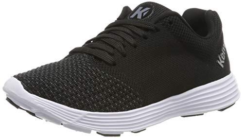Kempa Unisex-Erwachsene K-FLOAT Sneaker Schwarz (Schwarz 02), 42 EU