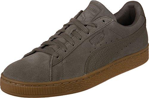 Puma PUMA Unisex-Erwachsene Suede Classic Natural Warmth Sneaker, Beige (Falcon-Falcon), 42 EU