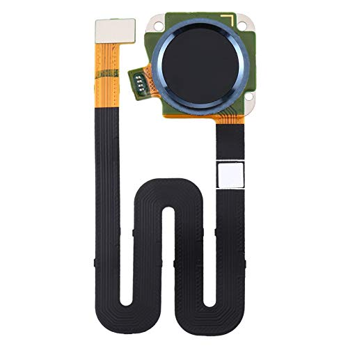 PANGTOU Cable de la flexión del teléfono Celular Cable Flex de Sensor de Huella Dactilar para Motorola Moto G6 Play Accesorios telefonicos