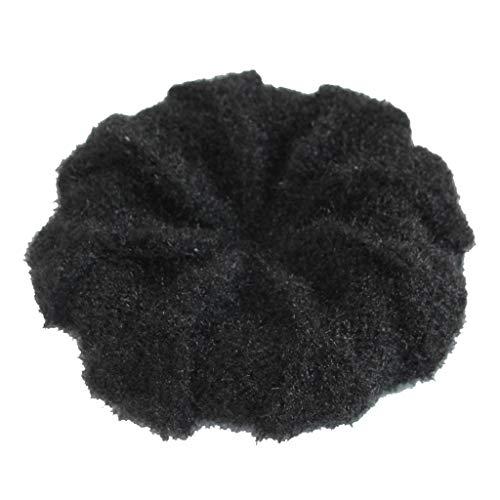 GYRZFSL Women's Knitted Beret Handmade Braided Baggy Beanie Crochet Hat Vintage Lightweight Super Soft Ski Cap for Fall Winter