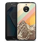 DeinDesign Coque en Silicone Compatible avec Motorola Moto E4 Plus Étui Silicone Coque Souple...