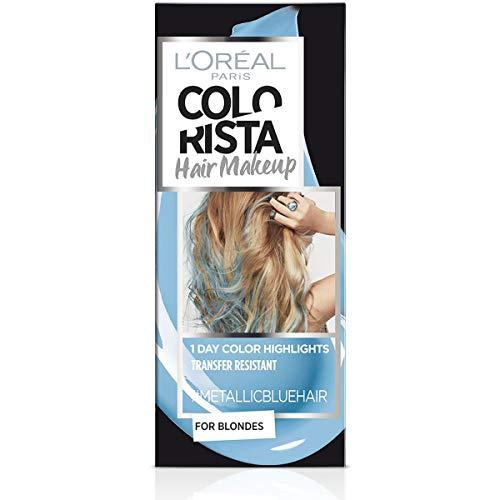 L'Oreal Paris Colorista Hair Make Up Metallic Blue