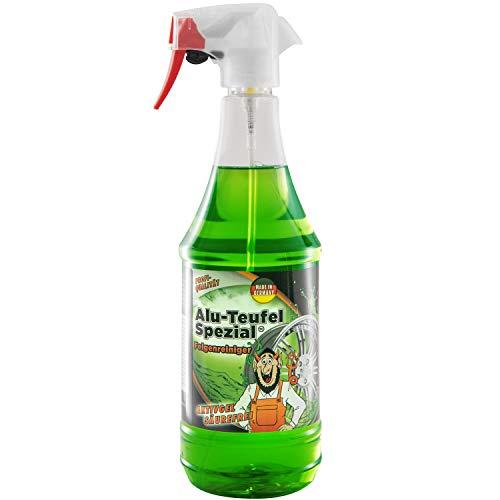 TUGA Chemie Sprühflasche Alu-Teufel Spezial Sprayer 1000 ml, 1000ml