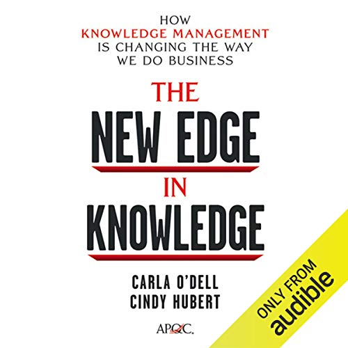 The New Edge in Knowledge audiobook cover art