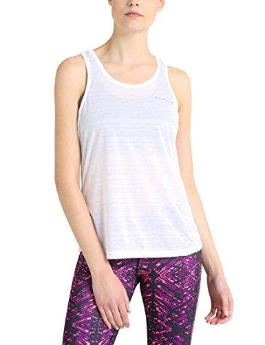 Ultrasport Endurance Skipton Camiseta, Mujer, Blanco, 42