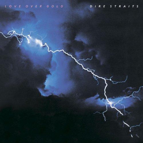 LOVE OVER GOLD[6359109] 1982 VINYL LP DIRE STRAITS