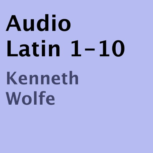 Audio Latin 1-10 audiobook cover art