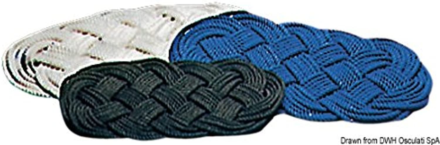 Osculati Rope Doormat Hand-Braided Knotted 47x23mm