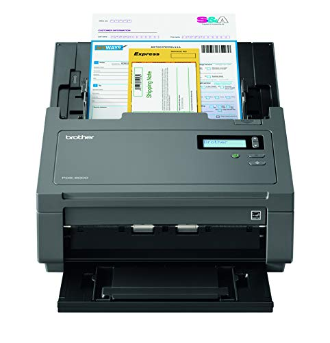 Check Out This Brother PDS-6000 Scanner