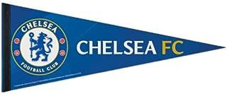 WinCraft Soccer 25996014 Chelsea FC Premium Pennant, 12
