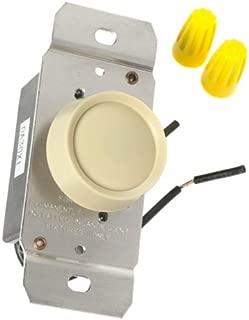Leviton 836-6602I  Trimatron Single Pole Deluxe Rotary