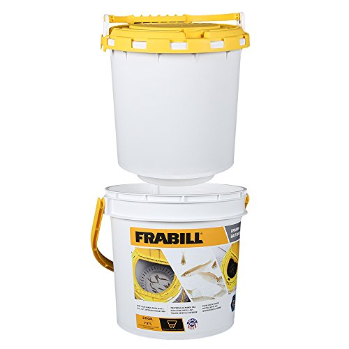 Frabill 4800 Drainer Bait Bucket