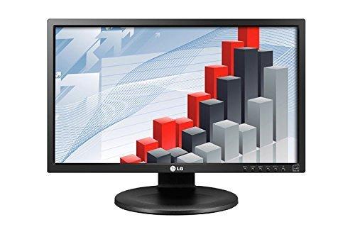 LG 24MB35PY-B 60,45cm (23,8 Zoll) LED-Monitor (DVI-D, D-SUB, USB, 5ms Reaktionszeit) schwarz (Generalüberholt)