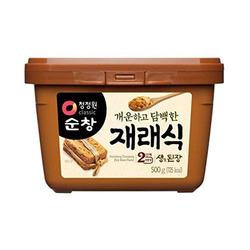 Pasta coreano miso (pasta di soia)