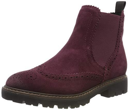 MARCO TOZZI Damen 2-2-25817-23 Chelsea Boots, Rot (Bordeaux 549), 40 EU
