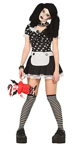 Disfraz de muñeca diabólica adulta