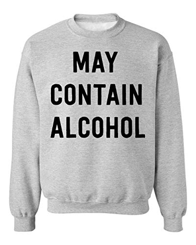 George Graphics May Contain Alcohol Unisex sweatshirt