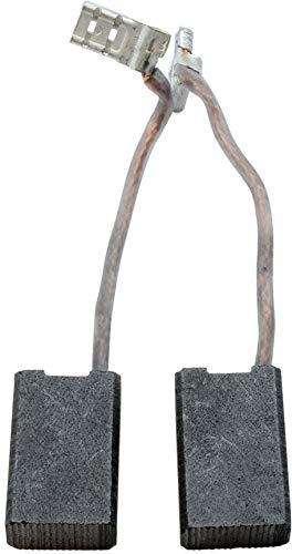 Escobillas de Carbón para ATLAS COPCO WSB1801 amoladora - 6,3x12,5x20mm - 2.4x4.7x7.9