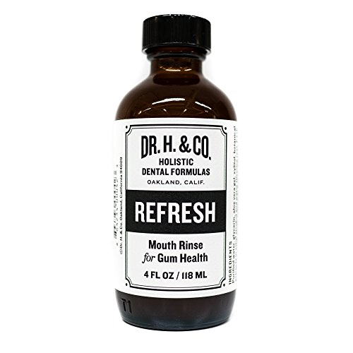 Dr. H. & Co. Dentist Formulated Refresh Mouthwash - All...
