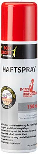 Dittmann Haftspray für Kinesiologie D-Tape, 150 ml