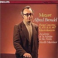 Mozart: Piano Concertos No. 15 In B Flat KV 450 & No. 21 in C KV 467
