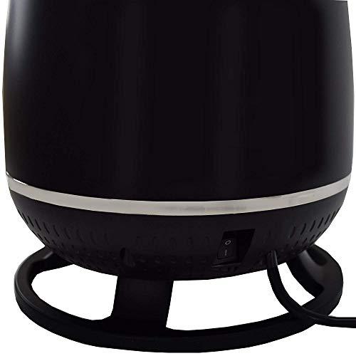 Syntrox Germany Design Keramik-Heizlüfter Standheizer 1800 Watt mit Fernbedienung CH-1800W Calor - 7