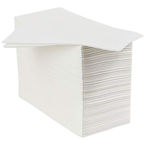 Premium Paper Guest Towels - 200 Pack - Elegant,...