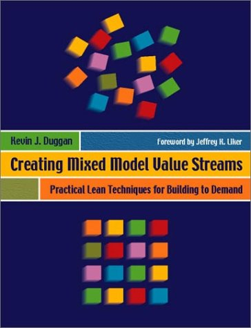 Download Creating Mixed Model Value Streams: Practical Lean Techniques for Building to Demand 1563272806