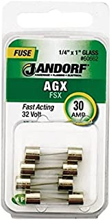 Fuse Agx 30a Fast Acting