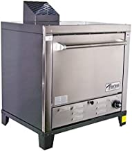 Peerless Ovens Counter Model C131P Pizza Oven - Gas Fired - LP Gas - DIRECT VENT
