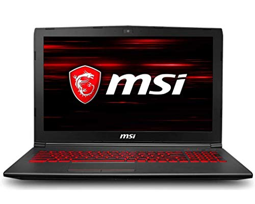 MSI GV62 8RE-050IN 15.6-inch Laptop with (Core i7-8750H/16GB DDR4/128GB SSD with 1TB HDD/nVidia GTX 1060-6GB GDDR5/Windows 10 Home/2 Year Plan)