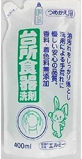 コーセー *エルミー台所食器洗剤替400ML×30点セット (4983239396495)