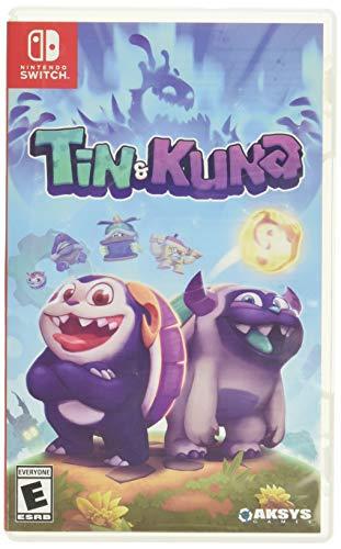 Tin & Kuna - Nintendo Switch