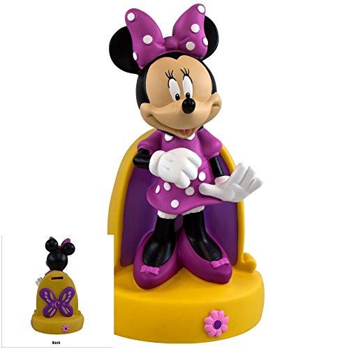 Disney Minnie Mouse Coin Piggy Bank
