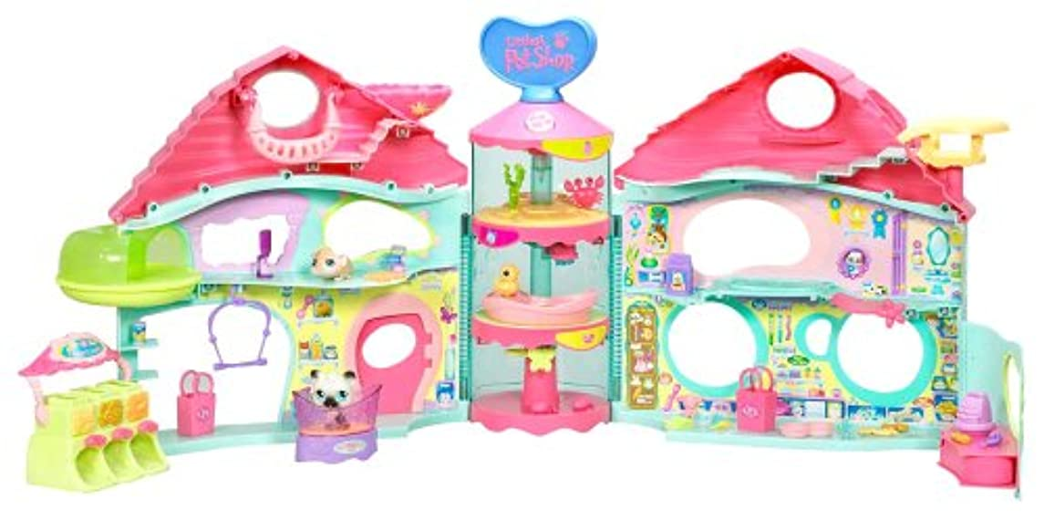 Hasbro Biggest Littlest Pet Shop Playset(Discontinued by manufacturer)